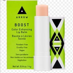 ARROW BOOST BLUSH HOUR Enhancing Lip Balm NWOBox